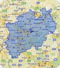 Regionale Adwords-Werbung